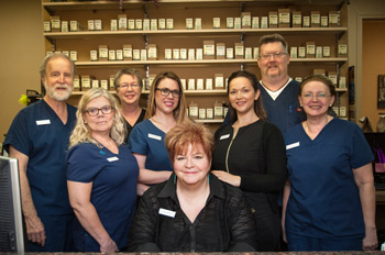 Galloway Chiropractic Team Welcomes You!
